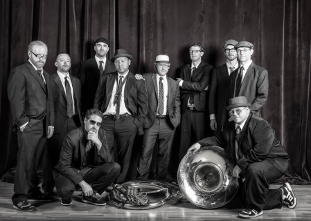 The Lowdown Brass Band